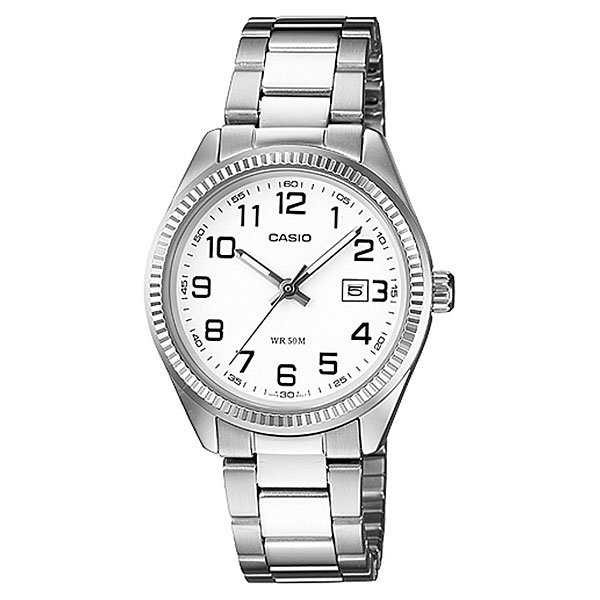 Часы Casio Collection Mtp-1302pd-7b Silver
