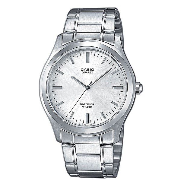Часы Casio Collection Mtp-1200a-7a Silver casio mtp 1200a 2a