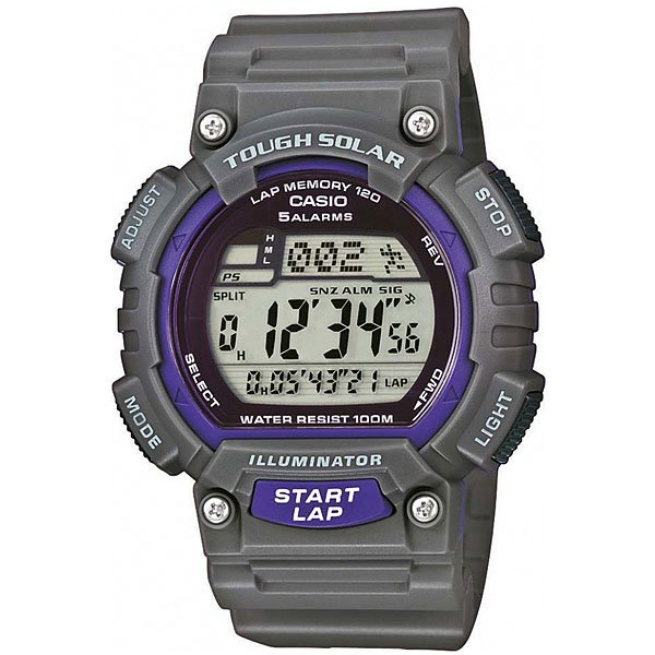 Часы Casio Collection Stl-s100h-8a Black casio sports stl s100h 1a