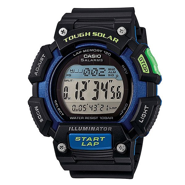 Часы Casio Collection Stl-s110h-1b Black/Blue