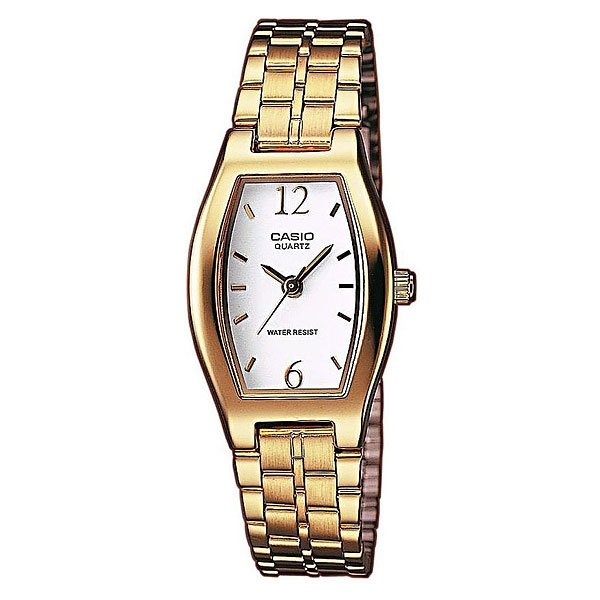 Часы Casio Collection Ltp-1281pg-7a Gold кварцевые часы casio collection ltp e118g 5a