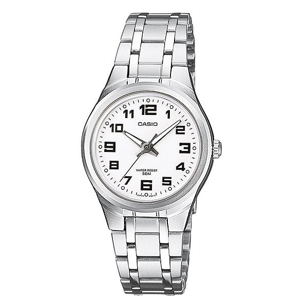 Часы Casio Collection Ltp-1310pd-7b Silver кварцевые часы casio collection ltp e118g 5a