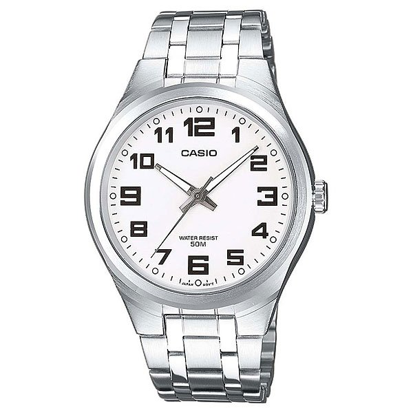 Часы Casio Collection Mtp-1310pd-7b Silver часы casio collection mtp 1259pd 1a grey
