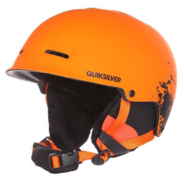 Шлем для сноуборда Quiksilver Fusion Shocking Orange
