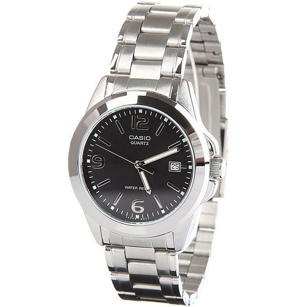 Часы Casio Collection Mtp-1259pd-1a Grey часы casio mtp 1377l 5a
