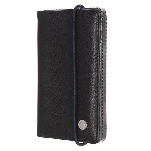 Чехол для iPhone 5/5s Fred Perry Wallet Black<br><br>Цвет: черный<br>Тип: Чехол для iPhone<br>Возраст: Взрослый<br>Пол: Мужской
