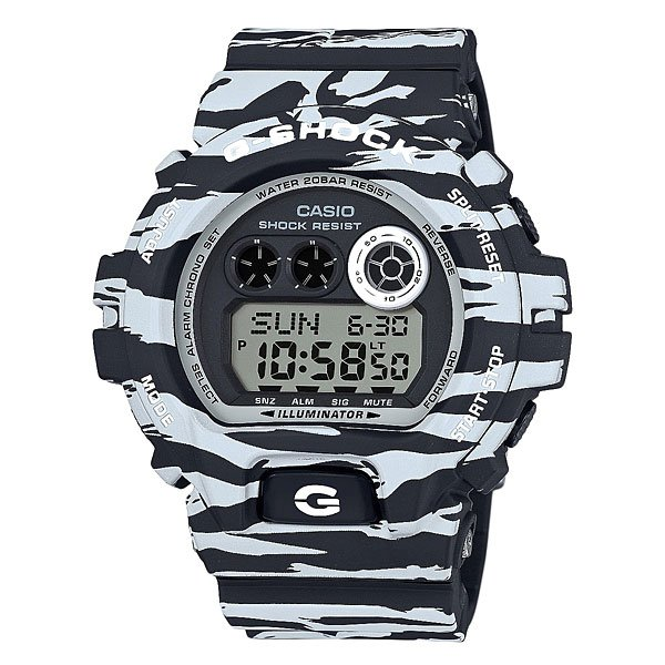 Часы Casio G-Shock Gd-x6900bw-1e Tiger Camo часы casio g shock gw m5610bb 1e black