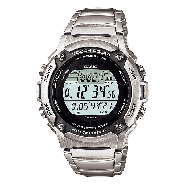 Часы Casio Collection W-s200hd-1a Grey