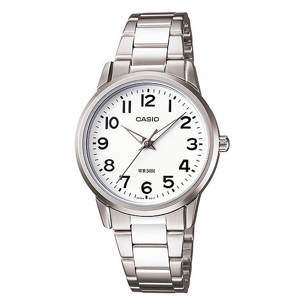 Часы Casio Collection Ltp-1303pd-7b Grey кварцевые часы casio collection ltp e118g 5a