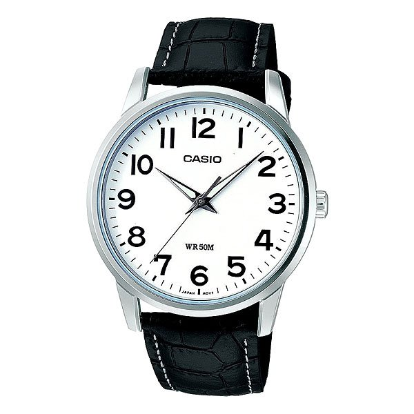 Часы Casio Collection Mtp-1303pl-7b Grey/Black кварцевые часы casio collection mtp 1264pg 7b grey