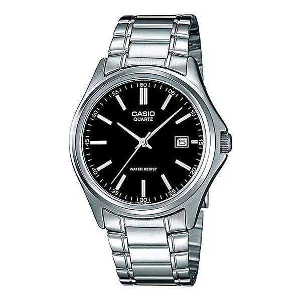 Часы Casio Collection Mtp-1183pa-1a Grey часы casio mtp 1377l 5a