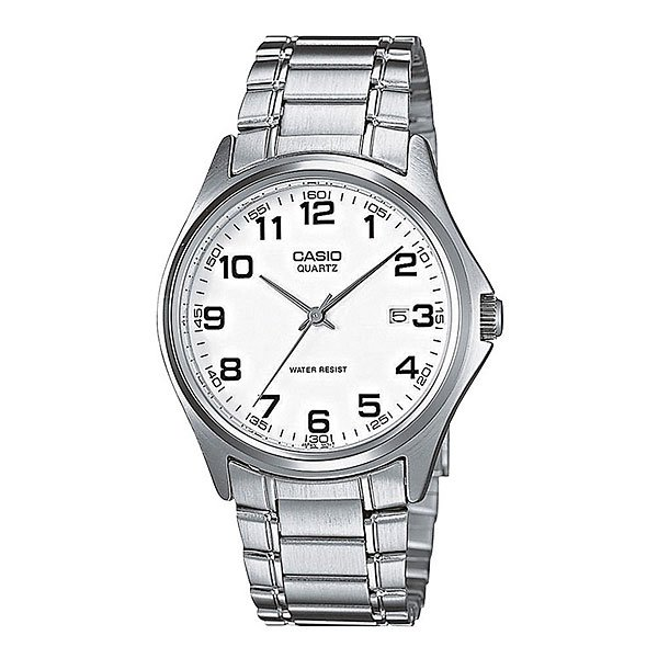 Часы Casio Collection Mtp-1183pa-7b Grey/White кварцевые часы casio collection mtp 1264pg 7b grey
