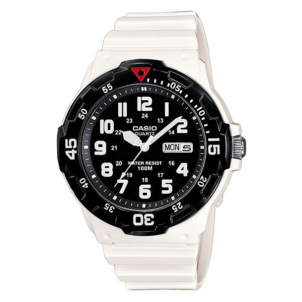 Часы Casio Collection Mrw-200hc-7b White/Black