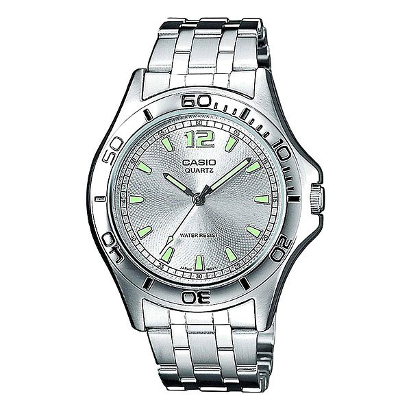 Часы Casio Collection Mtp-1258pd-7a Grey