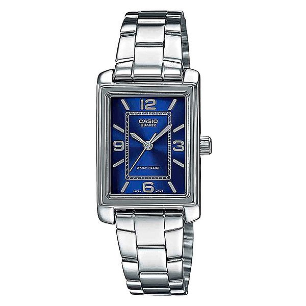 Часы Casio Collection Ltp-1234pd-2a Grey/Blue