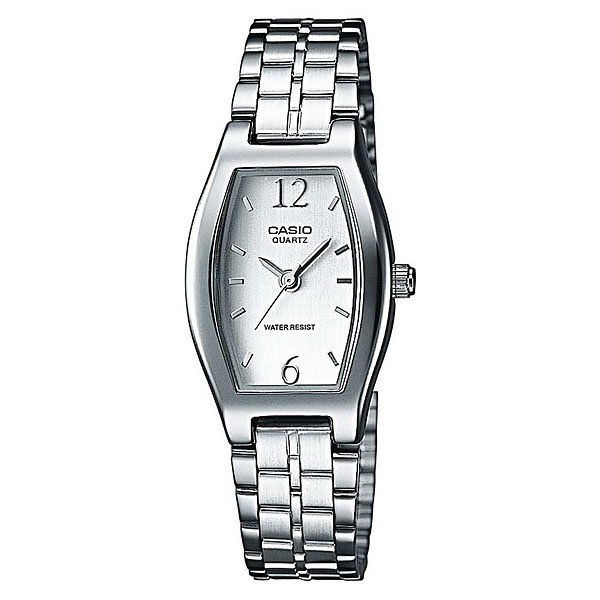 Часы Casio Collection Ltp-1281pd-7a Grey/White кварцевые часы casio collection ltp e118g 5a