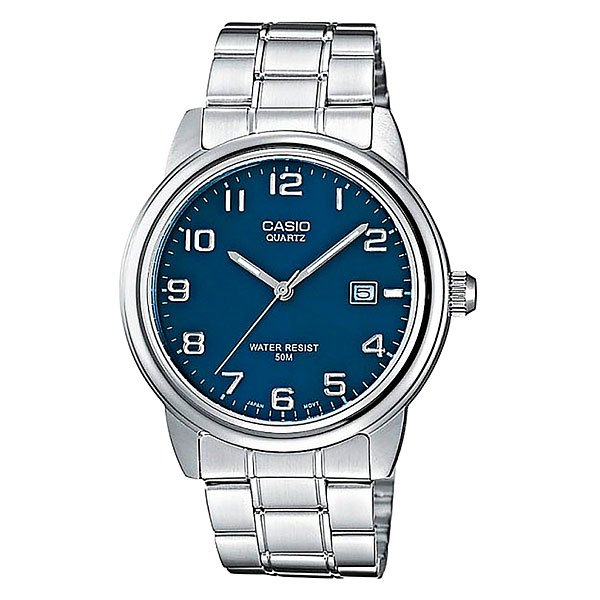 Часы Casio Collection Mtp-1221a-2a Grey/Blue