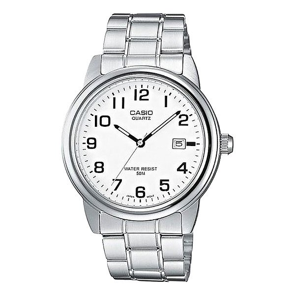 Часы Casio Collection Mtp-1221a-7b Grey/White tp760 765 hz d7 0 1221a