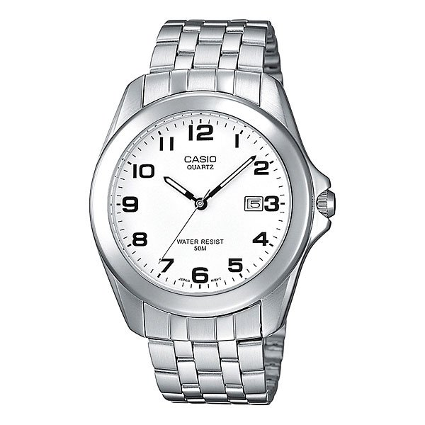 Часы Casio Collection Mtp-1222a-7b Grey/White кварцевые часы casio collection mtp 1264pg 7b grey