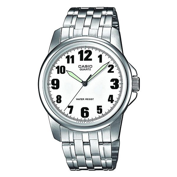 Часы Casio Collection Mtp-1260pd-7b Grey/White часы casio mtp 1377l 5a
