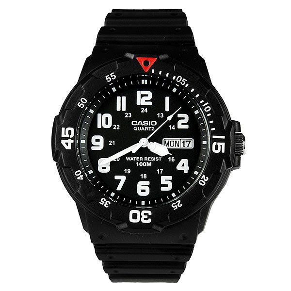 Часы Casio Collection Mrw-200h-1b Black casio mrw 200h 2b3