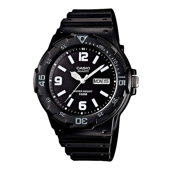 цена на Часы Casio Collection Mrw-200h-1b2 Black