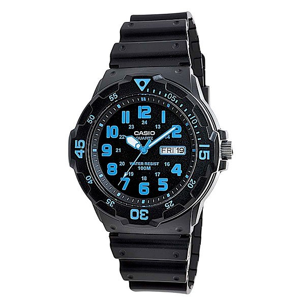 Часы Casio Collection Mrw-200h-2b Black casio watch fashion medium student watch mrw 200h 1b mrw 200h 1b2 mrw 200h 1e mrw 200h 2b mrw 200h 2b2 mrw 200h 3b mrw 200h 4b
