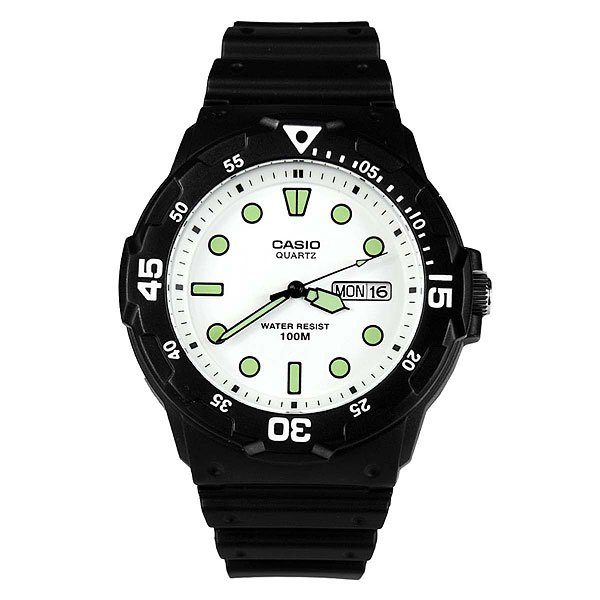 Часы Casio Collection Mrw-200h-7e Black/White