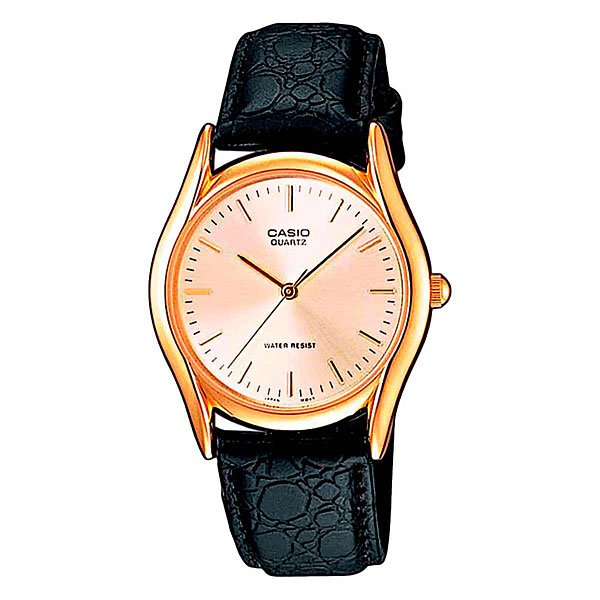 Часы Casio Collection Mtp-1154pq-7a Gold/Black часы casio mtp 1377l 5a