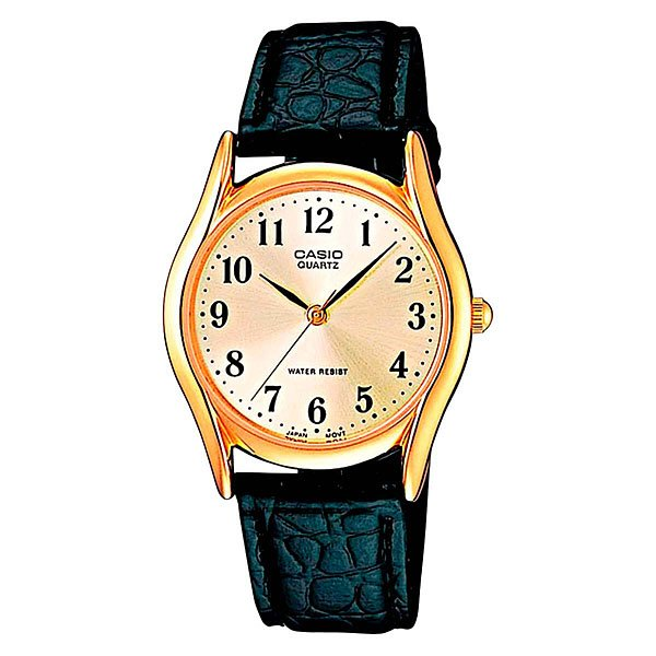 Часы Casio Collection Mtp-1154pq-7b2 Gold/Green часы casio collection mtp 1259pd 1a grey