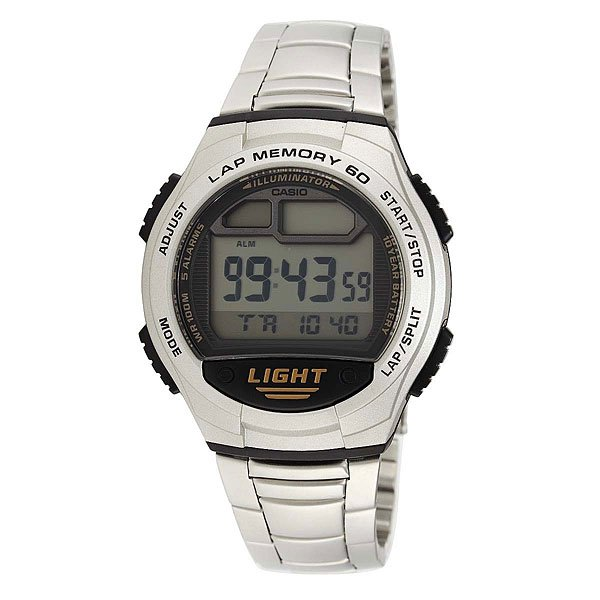 Часы Casio Collection W-734d-1a White