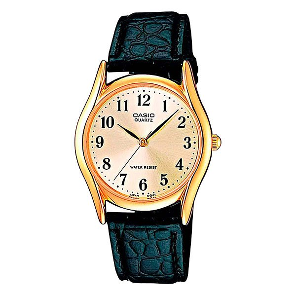 Часы Casio Collection Ltp-1154pq-7b2 Gold/Green кварцевые часы casio collection ltp e118g 5a