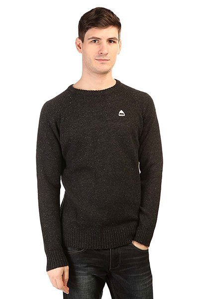 Свитер Burton Mb Gus Swtr True Black Heather