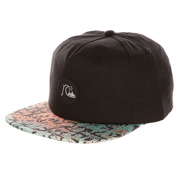 ��������� � ������ ��������� ������� Quiksilver Engraver Youth Black