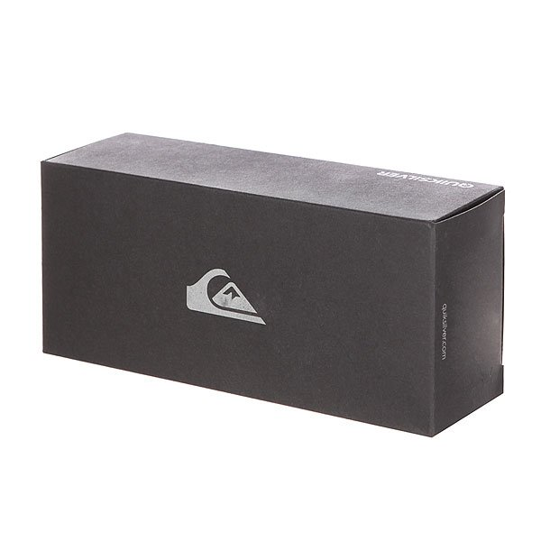 Очки Quiksilver Hideout Crystal Smoke/Flash