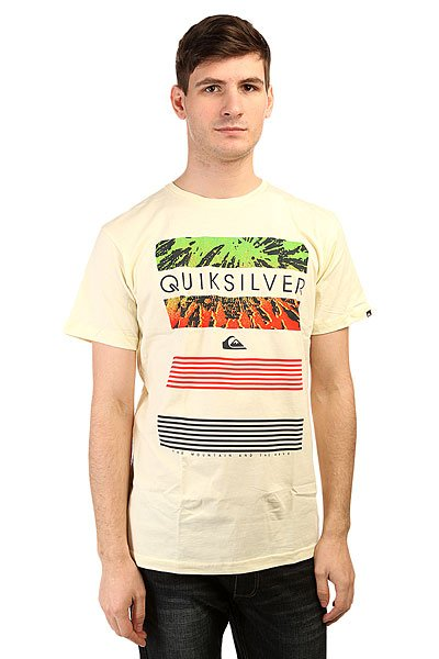 Футболка Quiksilver Classic Tee Linup Tees Transparent Yellow<br><br>Цвет: желтый<br>Тип: Футболка<br>Возраст: Взрослый<br>Пол: Мужской