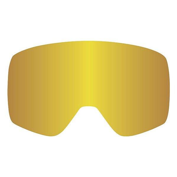 Линза для маски Dragon Nfx Rpl Lens Gold Ionzd One