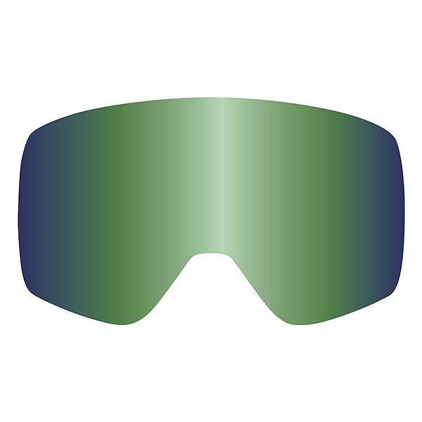 Линза для маски Dragon Nfx Rpl Lens Green Ion OneЦилиндрическая линза Dragon Nfx с технологией Infinity Lens Technology, которая обеспечивает максимальный обзор, а также современный пластичный материал Лексан, который не разбивается и не оставляет острых углов при повреждении.Технические характеристики: Прочные и одновременно гибкие двойные линзы из лексана.Оптически корректные линзы.Линзы на 100% блокируют вредное ультрафиолетовое излучение.Устойчивое к царапинам покрытие.Технология Super Anti-Fog.Лучше всего подходит для яркого солнца, добавляет четкости и защищает от яркого света.Светопропускная способность - 13% - 15%.<br><br>Цвет: зеленый<br>Тип: Линза для маски<br>Возраст: Взрослый<br>Пол: Мужской