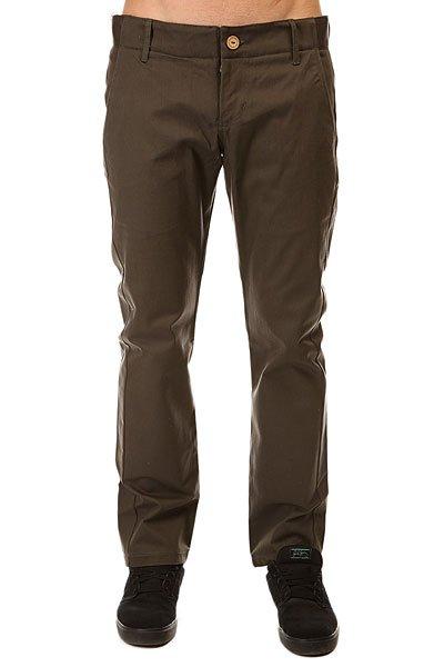 Штаны прямые Запорожец Шурик Хаки<br><br>Цвет: зеленый<br>Тип: Штаны прямые<br>Возраст: Взрослый<br>Пол: Мужской