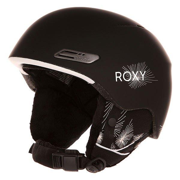 Шлем для сноуборда женский Roxy Love Is All Anthracite