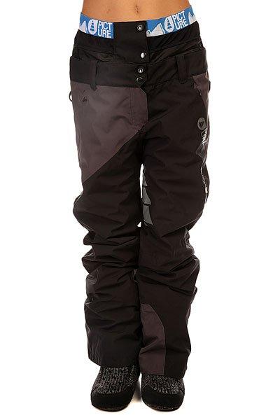 Штаны сноубордические женские Picture Organic Feeling 2 BlackПрактичные сноубордические штаны из переработанного полиэстера.Технические характеристики: Переработанный полиэстер.Проклеенные швы.Вентиляционные отверстия на молнии.Высокий пояс.Петли для ремня.Карманы для рук.Манжеты на молнии.Логотип Picture Organic.<br><br>Цвет: черный<br>Тип: Штаны сноубордические<br>Возраст: Взрослый<br>Пол: Женский