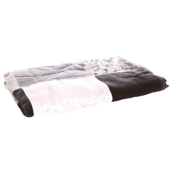 Полотенце Quiksilver Check Towel Dark Shadow