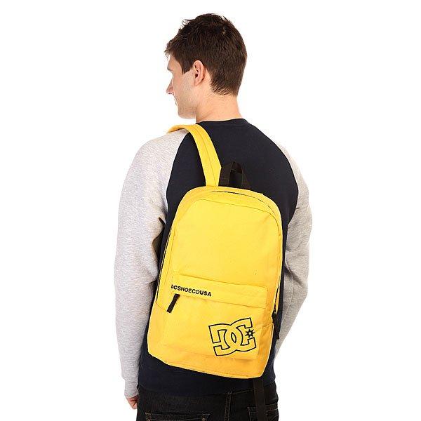 Рюкзак городской DC Solid Lemon Chrome