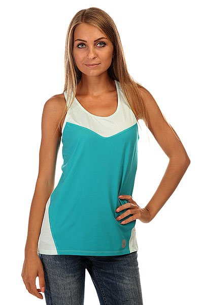 ����� ������� Roxy Top Tier Tank J Kttp Dark Jade