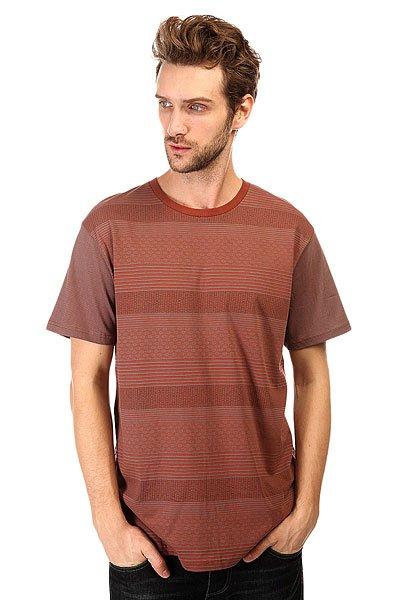 Футболка Quiksilver Penvil Kttp MahoganyОригинальные футболки от Quiksilver - это единство спортивного духа и дизайнерской мысли, нацеленное на яркое самовыражение и комфорт.Технические характеристики: Короткие рукава.Свободный крой.Контрастный тон на рукавах.Сплошной принт.<br><br>Цвет: бордовый,серый<br>Тип: Футболка<br>Возраст: Взрослый<br>Пол: Мужской