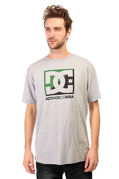 Футболка DC Crosscloud Tees Heather GreyКлассическая однотонная футболка с логотипом на груди от DC Shoes.Технические характеристики: Короткие рукава.Свободный крой.Мягкая на ощупь ткань.Логотип на груди.<br><br>Цвет: серый<br>Тип: Футболка<br>Возраст: Взрослый<br>Пол: Мужской