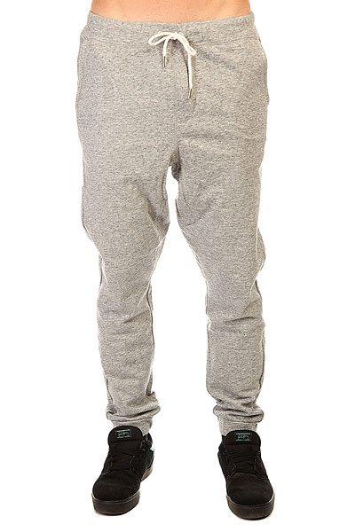 Штаны спортивные Quiksilver Fonic Fleece Otlr Medium Grey Heather