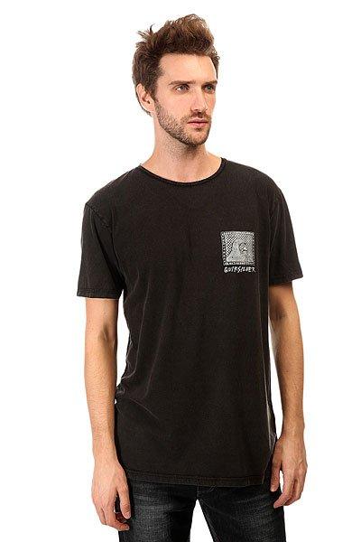 Футболка Quiksilver Checker Pasts Tees BlackМодные футболки с декоративным принтом и коротким рукавом на любой вкус никогда не выйдут из моды.Характеристики:Декоративный принт на груди.Короткий рукав.Эластичная отделка горловины.<br><br>Цвет: серый<br>Тип: Футболка<br>Возраст: Взрослый<br>Пол: Мужской