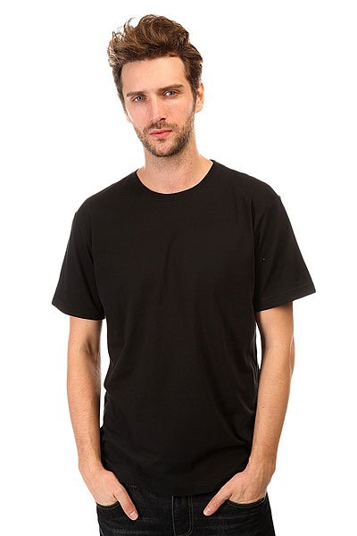 Футболка DC Basic Crew Tee Black