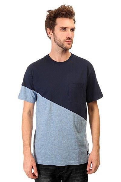 Футболка DC Larkstone Kttp Blue IrisСамая базовая футболка DC, выполненная изхлопка - настоящий маст-хэв для любителей катания на различных досках и поклонников DC Shoes.Характеристики:Круглый вырез. Короткий рукав. Карман на груди.<br><br>Цвет: синий,голубой<br>Тип: Футболка<br>Возраст: Взрослый<br>Пол: Мужской